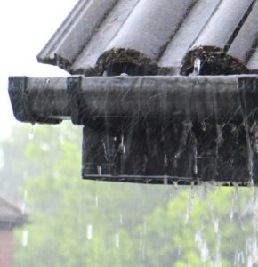 gutters-on-home-in-rain